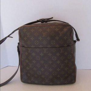 Louis Vuitton Vintage Monogram Marceau Bag